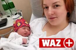 Hohenlimburgerin bekommt Kind vor Krankenhaus in Schwerte