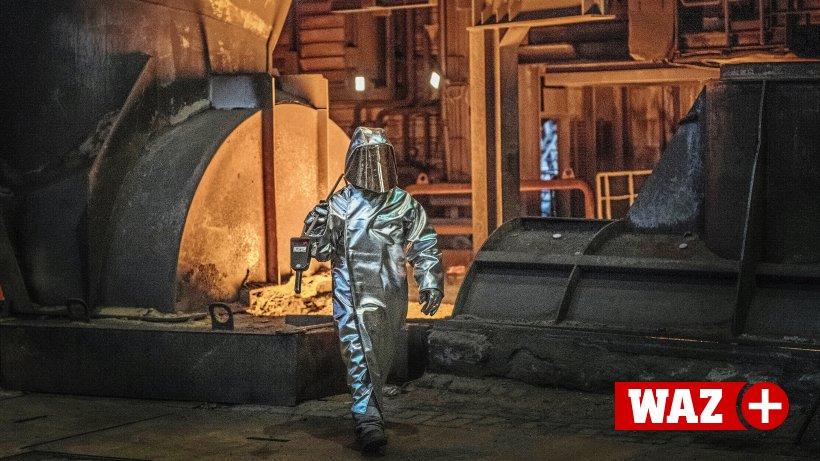 Thyssenkrupp – Streit über Jobabbau beim Stahl bahnt sich an