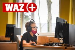 """Bisher fließt in NRW wenig Geld aus dem """"Digitalpakt Schule"""""""