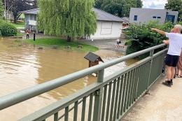 Warnung vor tödlicher Flutwelle der Ruhr war ein Versehen