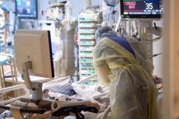 Corona: Inzidenz steigt - Mehr Jüngere auf Intensivstationen