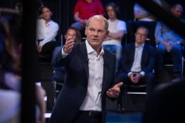 Scholz verspricht im ZDF-Klartext schnelles Ende von Hartz 4