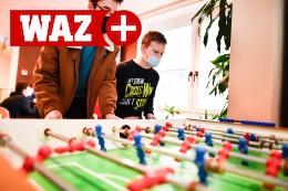 Jugendliche aus Flutgebieten machen Urlaub in Bochum-Weitmar
