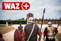 Limes: Bekommt der Niederrhein bald sein Weltkulturerbe?