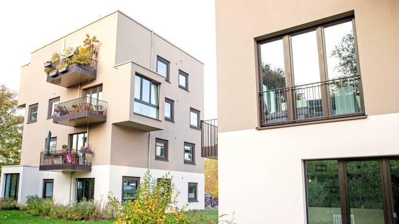 Holzhauser Fur Baugemeinschaften Und Familien In Hamburg Waz De