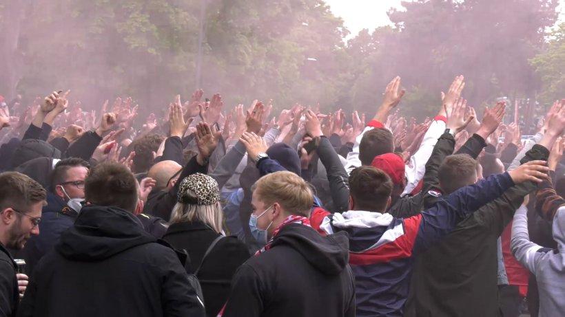 Bundesligaspiel Köln