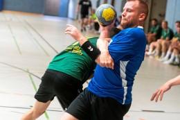 Handball: SV Neukirchen: Trainer Chris Oploh setzt auch auf Mut