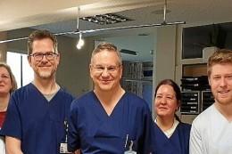 Norbert Schürmann aus Moers gehört zu Top-Medizinern 2021