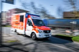 Mountainbiker bei Unfall in Neukirchen-Vluyn schwer verletzt