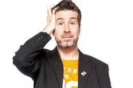 Comedian Torsten Schlosser gastiert im Bollwerk in Moers