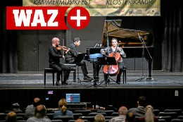 Kammermusikfest Kloster Kamp: Endlich wieder Publikum