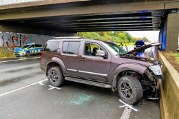 Gefährliche Verfolgungsjagd über A40 quer durchs Ruhrgebiet