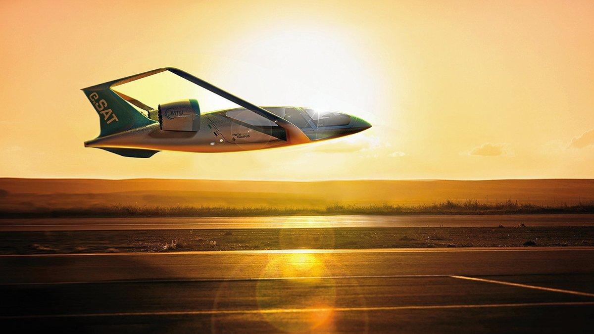 Land fördert E-Flugzeug, das auch in Mülheim abheben soll • 25.06.2021