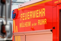 Feuerwehr löscht Brand im Kinderzimmer