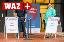 Impfen in Mülheim: Impfzentrum schließt an drei Wochentagen