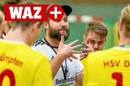 HSV Dümpten verliert Testspiel beim FC Schalke 04 knapp