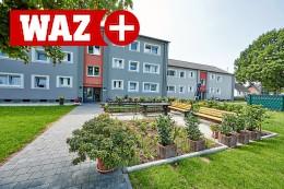 Vierlinden: 154 Wohnungen saniert, Neubauten in Planung