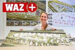 Neues Quartier in Duisburg: Bis zu 300 Wohnungen am Rhein
