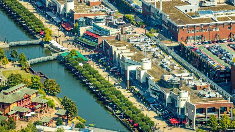 Centro Oberhausen bestätigt neue Attraktion für Promenade - WAZ News