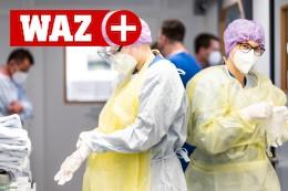 Corona in Oberhausen: Inzidenz fällt am Freitag deutlich