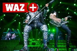 Kiss bis Lady Gaga: Diese Stars rockten die Arena Oberhausen