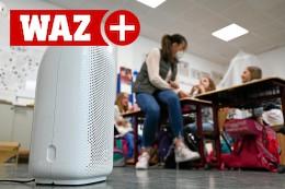 Luftfilter: Oberhausen prüft Schulen und Kitas in den Ferien