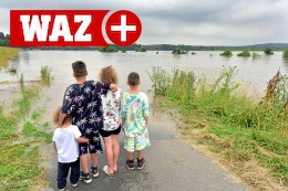 So groß ist die Überschwemmungsgefahr in Oberhausen wirklich
