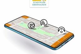 Oberhausen: Digitaler Stadtplan zeigt Kindern spannende Orte