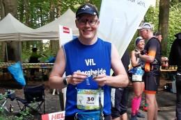 Eine neue Lauferfahrung für Danny Haesters vom VfL Bergheide