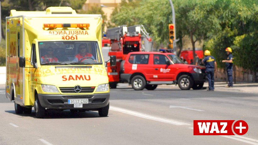 Unfall Mallorca Deutsche Familie