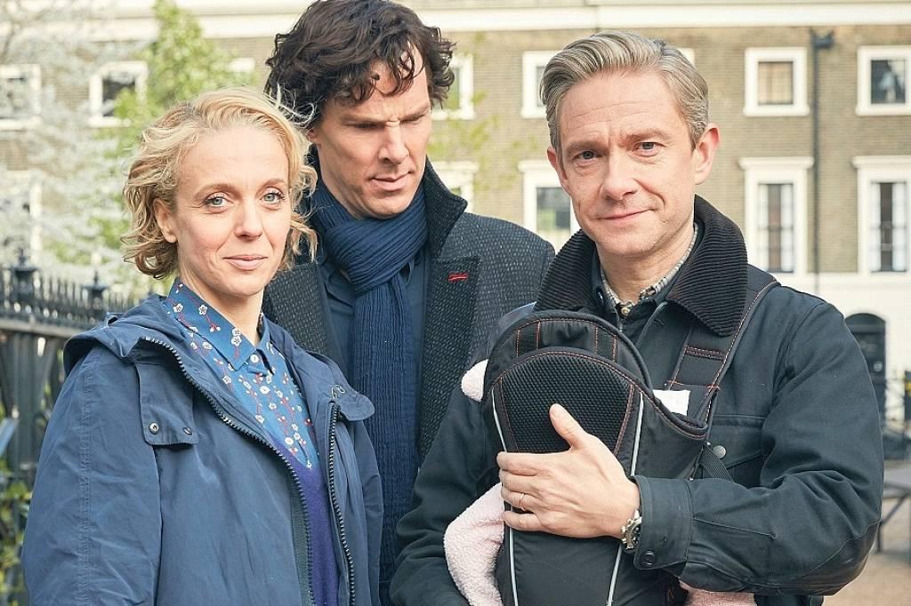 """Das sagen die """"Sherlock""""-Stars über die neuen Folgen von Staffel ..."""