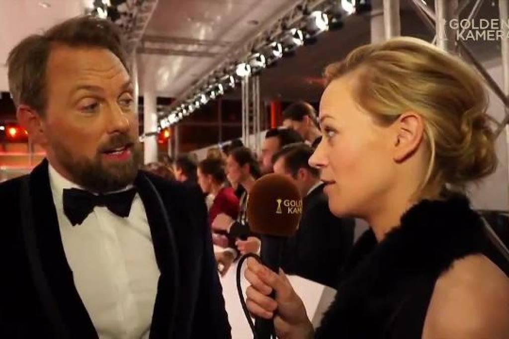 Goldene Kamera 2018 Interview Mit Steven Gätjen Wazde Panorama