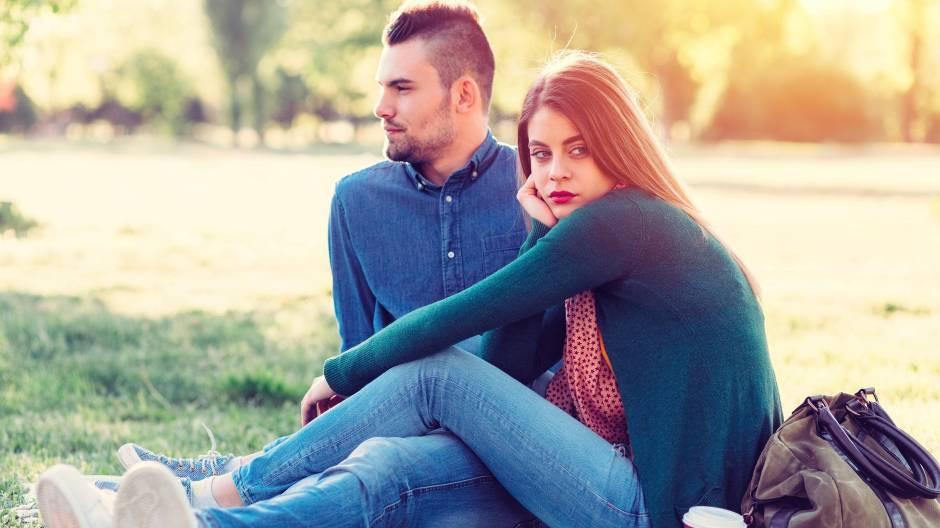 Datierung einer ernsthaften Beziehung