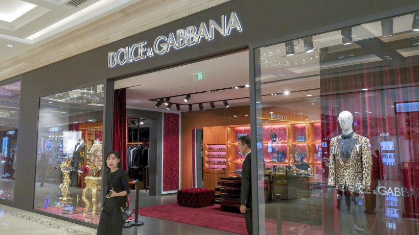pizza mit st bchen dolce gabbana hat rger in china panorama. Black Bedroom Furniture Sets. Home Design Ideas