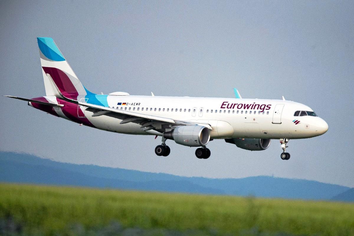 eurowings flüge ab köln