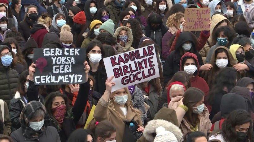 Erdogan Frauenrechte