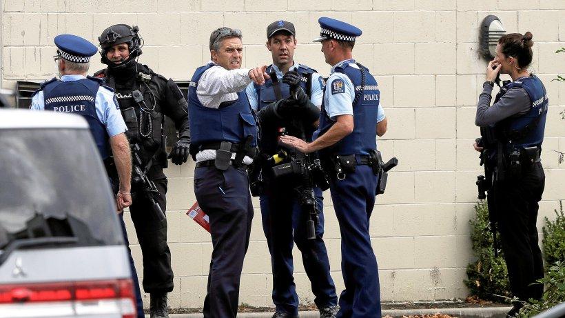 Terror In Neuseeland: 49 Tote Nach Angriff Auf Moschee