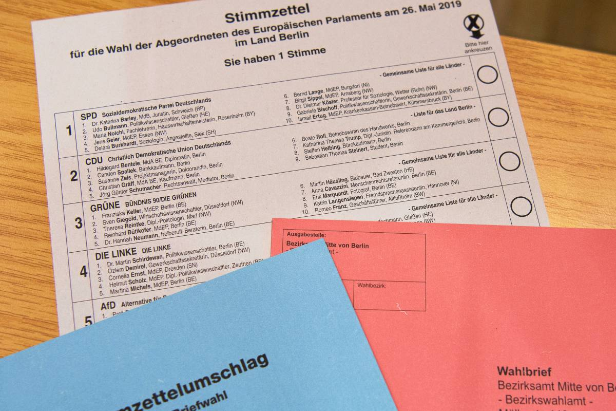 Briefwahl Beantragen Köln