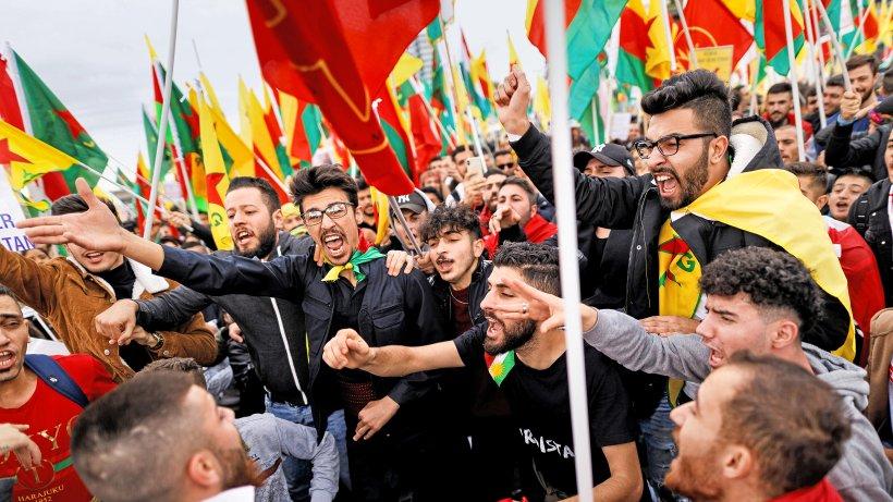 Kurden Gegen Türken