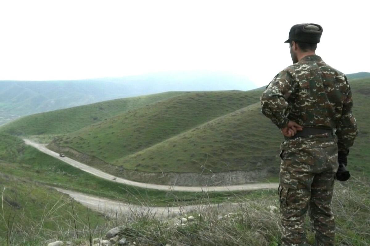 Hintergrund Zankapfel Berg Karabach Waz De
