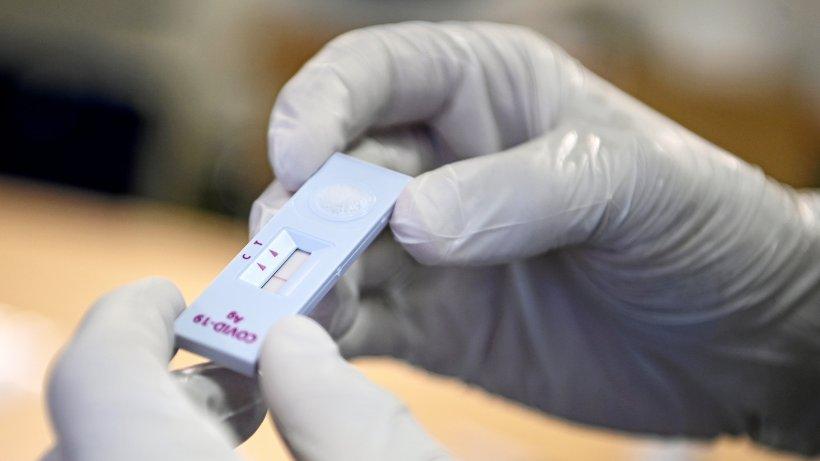 Corona-Schnelltests: Drogeriekette startet Verkauf der Tests - WAZ News