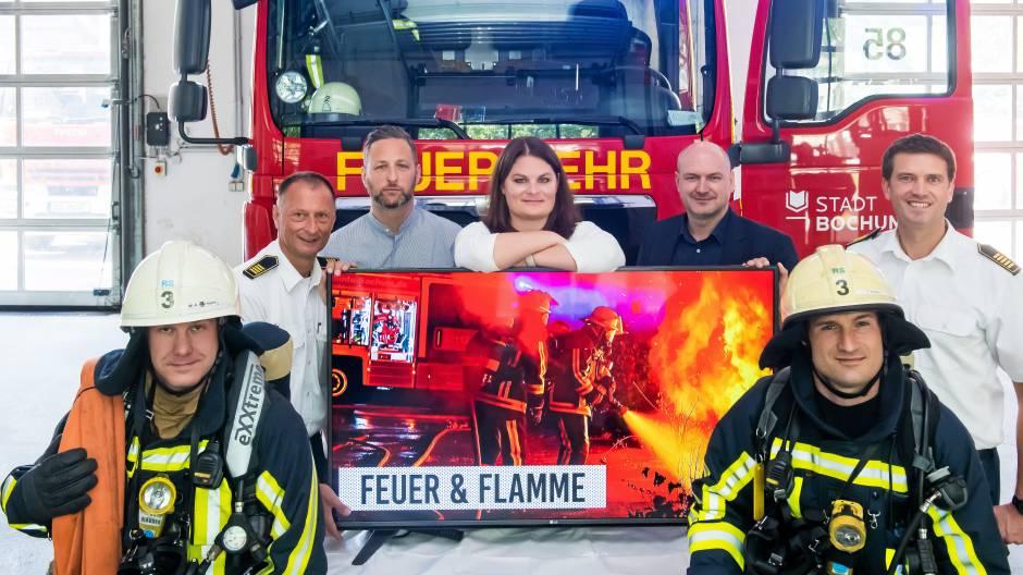 Feuer Flamme Neue Staffel Wird In Bochum Gedreht