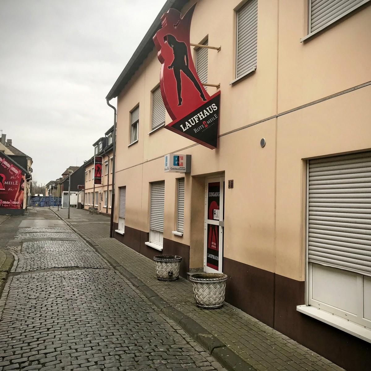 Flaßhofstraße oberhausen