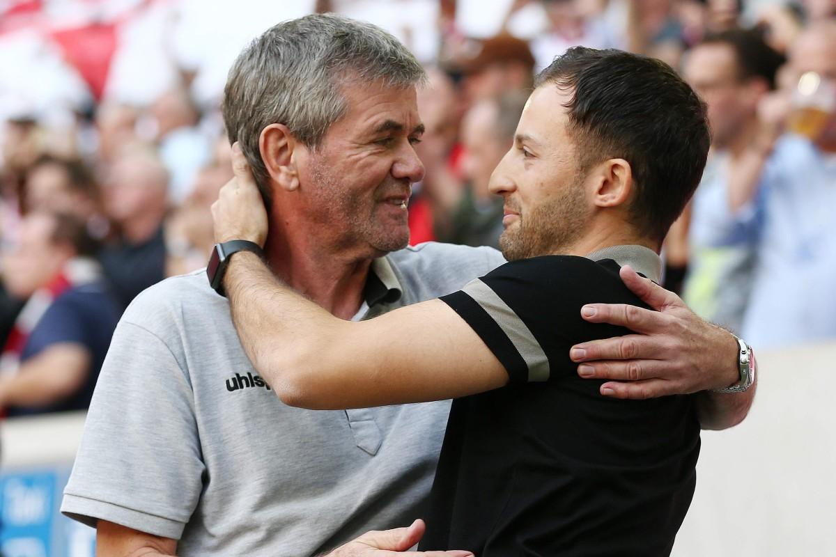 Funkel Kritisiert Ex Schalker Tedesco Zu Sehr Gehyped