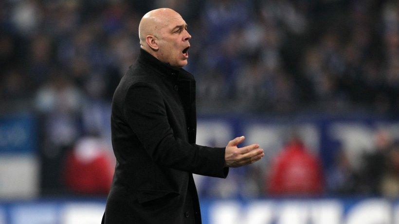 Neuer Schalke Trainer