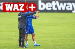Das sagt Schalkes Grammozis über Einsätze von Nastasic & Co.