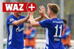 """Schalke vor dem Start: """"Terodde garantiert dir Tore"""""""