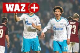 Ein Wiedersehen mit Schalke hätte Johannes Geis nie erwartet