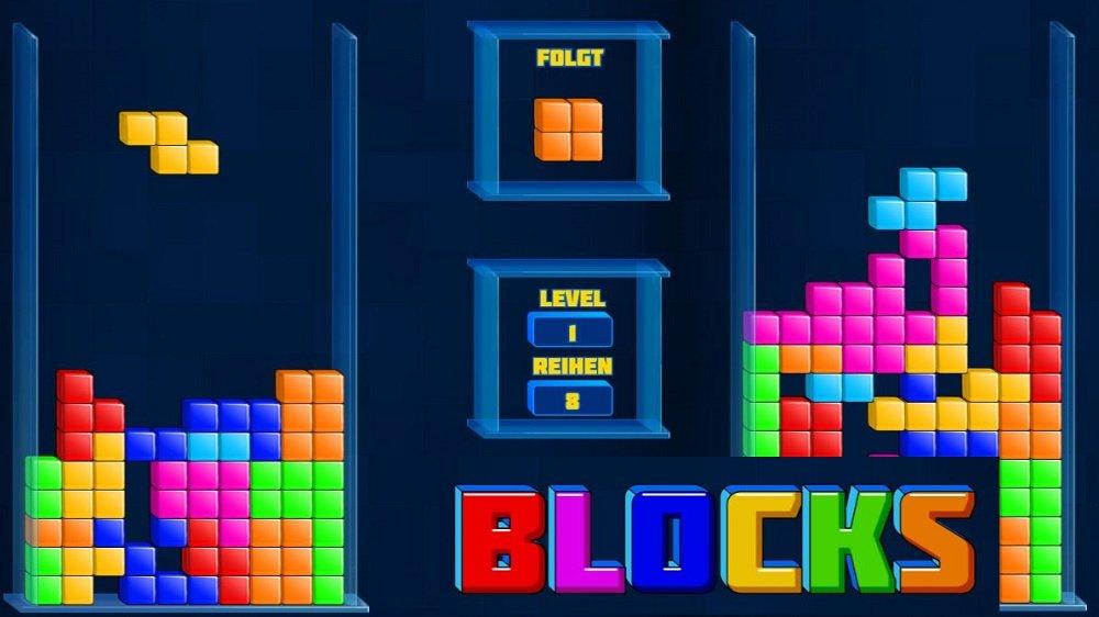 Blocks kann mobil und am PC gespielt werden