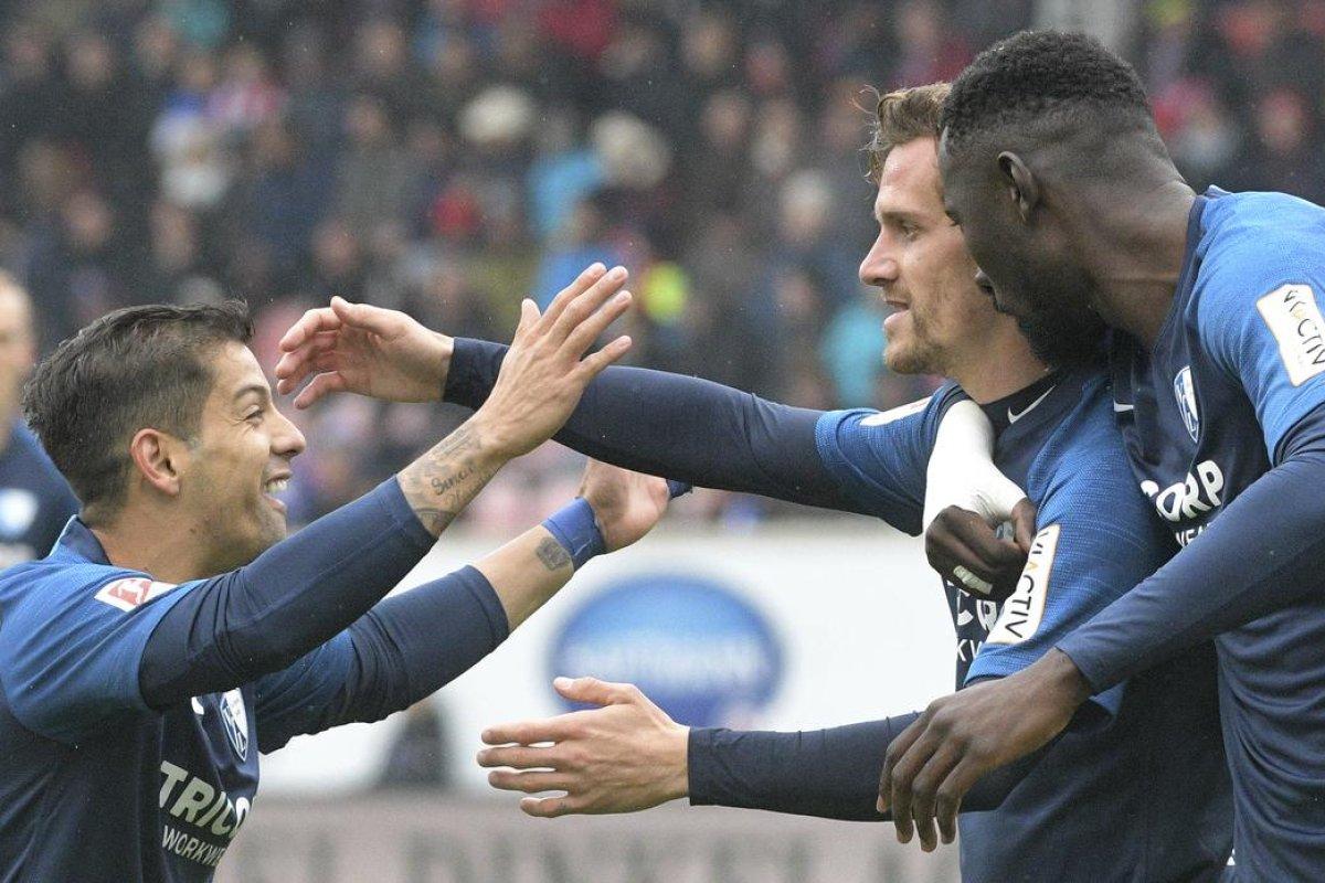 3:2! VfL Bochum feiert in Heidenheim den ersten Saisonsieg
